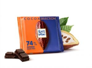 Ritter Sport Cocoa Selection 74% 100g